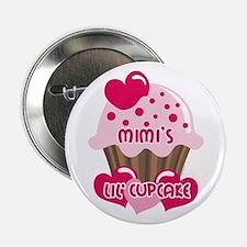"""Mimi's Lil' Cupcake 2.25"""" Button"""