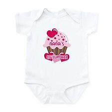 Nana's Lil' Cupcake Infant Bodysuit