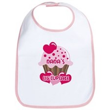 Nana's Lil' Cupcake Bib