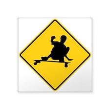 slide sign.png Sticker