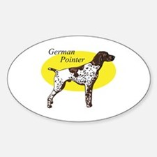GSP Title Oval Decal