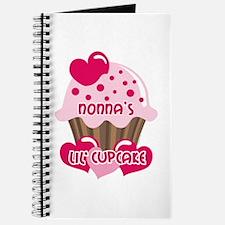 Nonna's Lil' Cupcake Journal