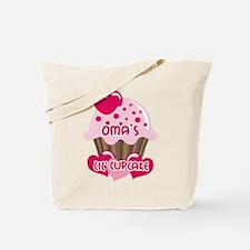Oma's Lil' Cupcake Tote Bag