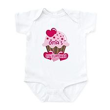 Oma's Lil' Cupcake Infant Bodysuit
