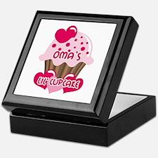 Oma's Lil' Cupcake Keepsake Box