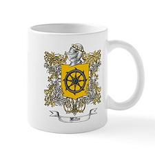 Miller Family Crest 3 Mugs