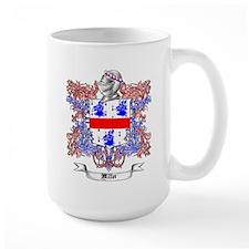 Miller Family Crest 2 Mugs