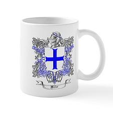 Miller Family Crest 1 Mugs