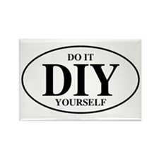 Do It Yourself Rectangle Magnet
