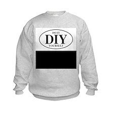 Do It Yourself Sweatshirt