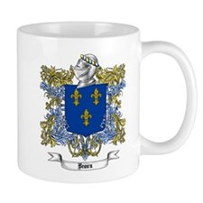Brown Family Crest 2 Mugs