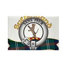 Sutherland Clan Magnets