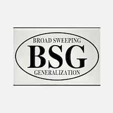 Broad Sweeping Generalization Rectangle Magnet