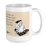 Dad Large Mugs (15 oz)