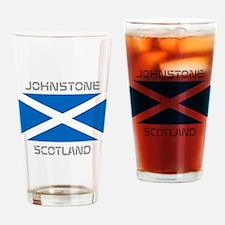 Johnstone Scotland Drinking Glass