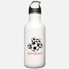 Got Goals Water Bottle