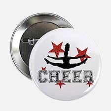 """Cheerleader 2.25"""" Button"""