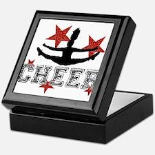 Cheerleader Keepsake Box