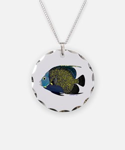 French Angelfish Necklace
