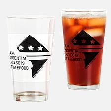 I AM ESSENTIAL Drinking Glass