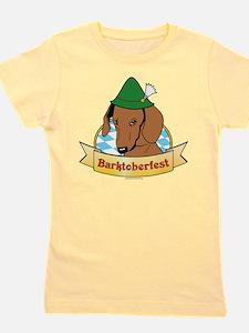Barktoberfest Girl's Tee
