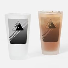 Illuminati Drinking Glass
