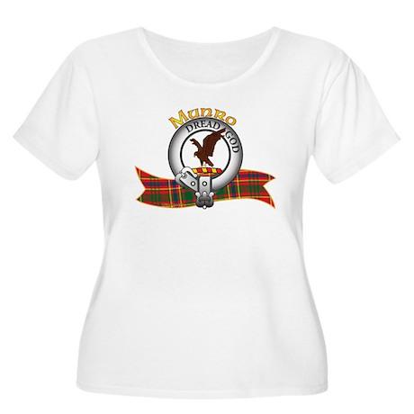 Munro Clan Plus Size T-Shirt