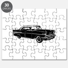 Classic 57 Street Rod Puzzle