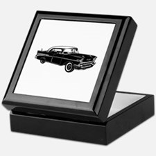 Classic 57 Street Rod Keepsake Box