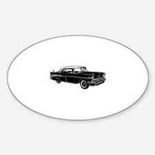 Classic 57 Street Rod Decal