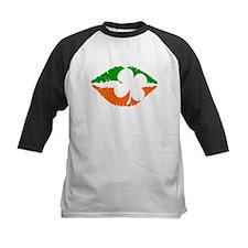 Irish Lips Baseball Jersey