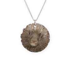 Quillan the Porcupine  Necklace