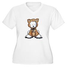 Westie Leopard Cub T-Shirt