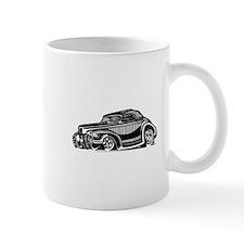 Thirties Hot Rod Coupe Mug