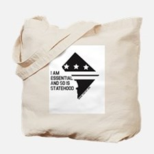 Cool Dc Tote Bag