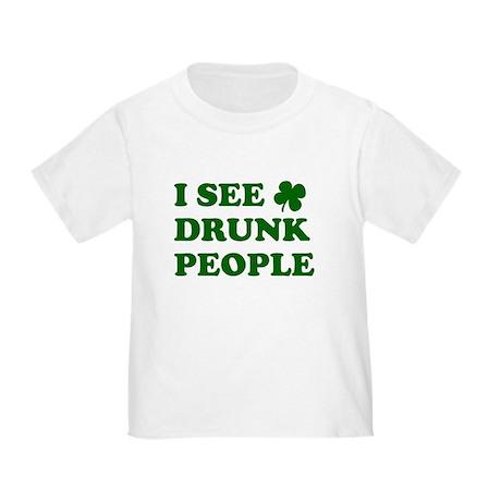 I See Drunk People Long Sleeve T-Shirts | TeePublic