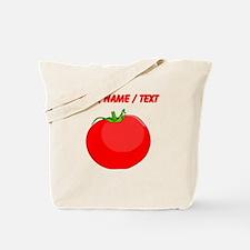 Custom Red Tomato Tote Bag