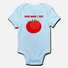 Custom Red Tomato Body Suit