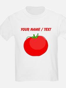 Custom Red Tomato T-Shirt
