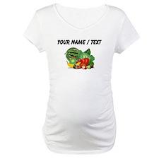 Custom Fruits And Vegetables Shirt
