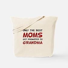 Promoted Grandma Tote Bag