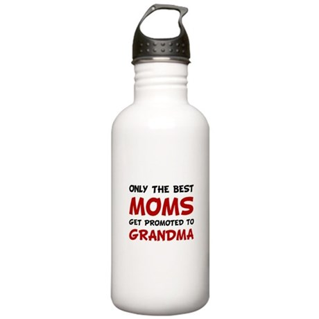 Promoted Grandma Water Bottle