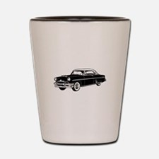 Classic Merc Automobile Shot Glass