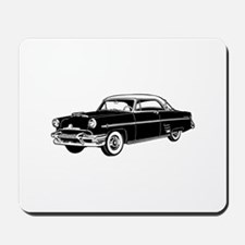 Classic Merc Automobile Mousepad