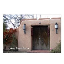 Lamy New Mexico Postcards (Package of 8)