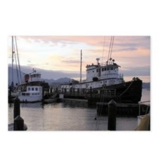 Sausalito Sunset Postcards (Package of 8)