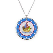 Pirate Ship Critters Necklace