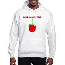 Custom Red Raspberry Jumper Hoody