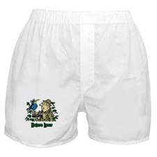 Bird Watcher Boxer Shorts