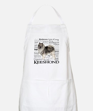 Keeshond Traits Apron